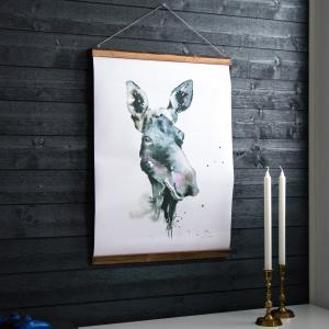 Affischer med arktisk design