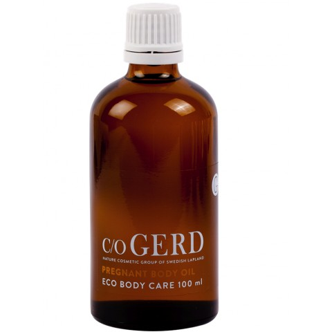 C/O Gerd Pregnant body oil 100ml