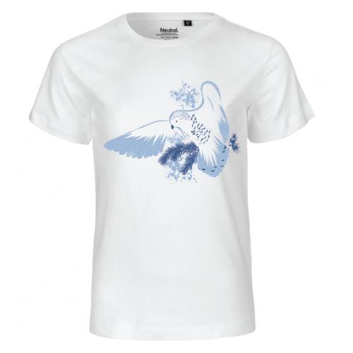 T-shirt Fjälluggla