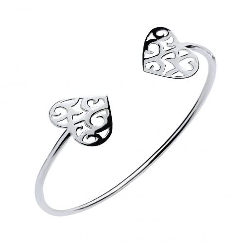 Unikt silverarmband Taggig från gulsdmed Camilla Mustikka