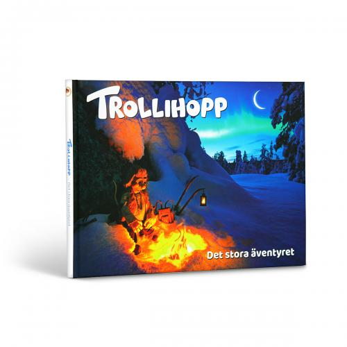 Trollihopp- Det stora äventyret