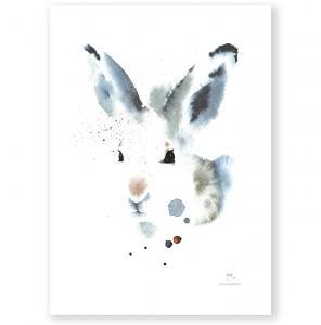 Ester Visual Poster Hare