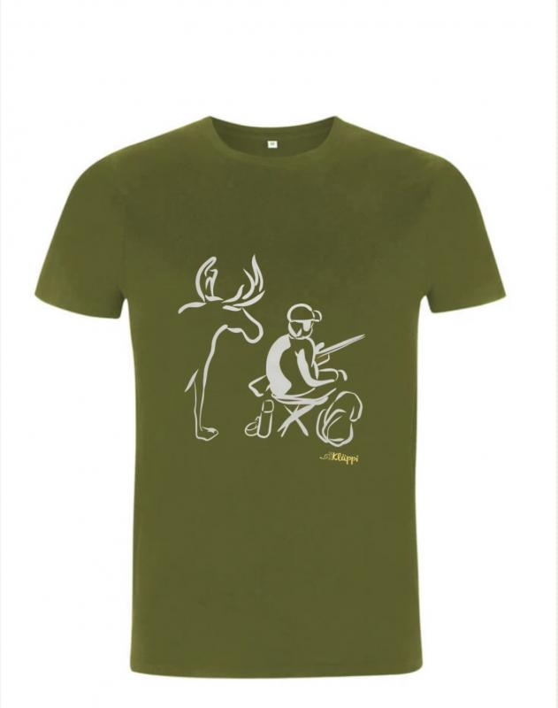 Kläppi T-shirt jaga unisex