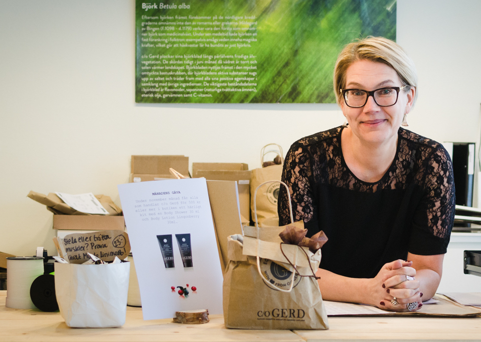 C/O gerd´s grundare Anna-Lena Wiklund Rippert