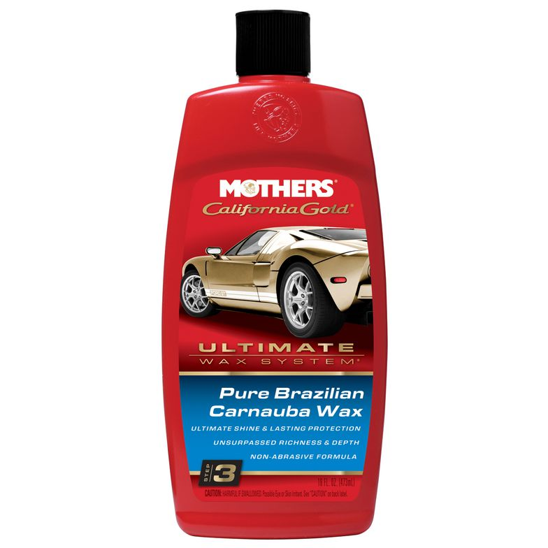 Mothers Pure Carnauba Wax