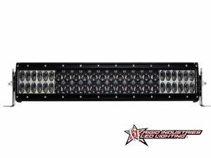 "Rigid Industries E Pro Combo 20"" 319w Led ljusramp"
