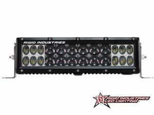 "Rigid Industries E2-Series 10"" 75/78w Led ljusramp"