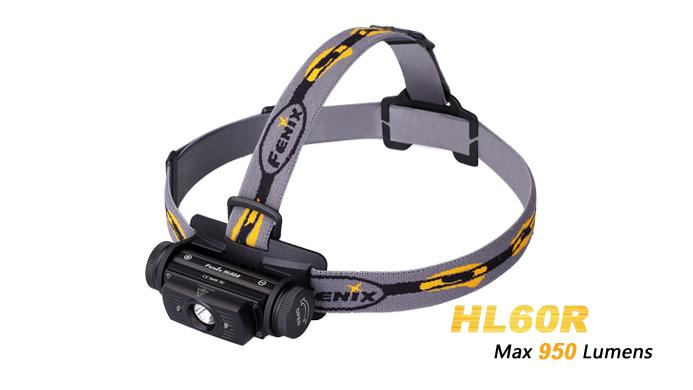 Fenix HL60R Led Pannlampa