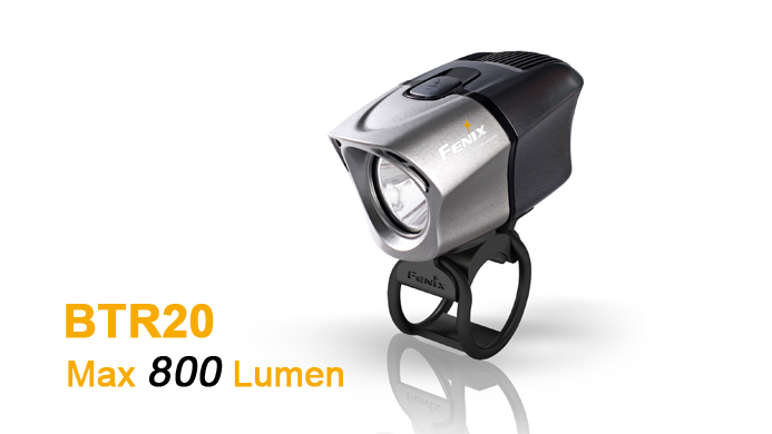 Fenix BTR20 Led cykel/hjälmlampa