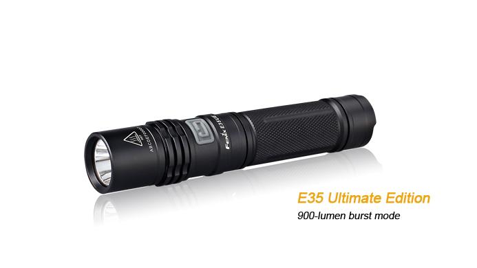Fenix E35 Ultimate Edition LED ficklampa