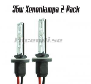 35w Xenonlampa (2-Pack)