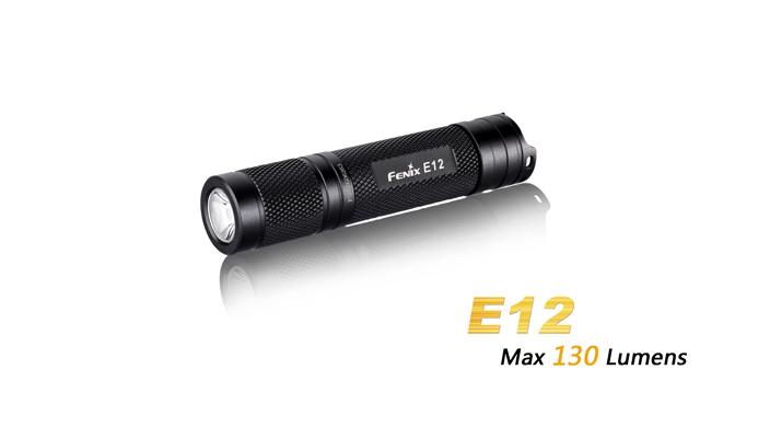 Fenix E12 Led ficklampa