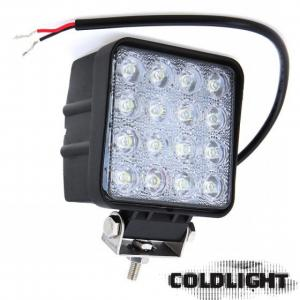 48w Led arbetsbelysning Coldlight