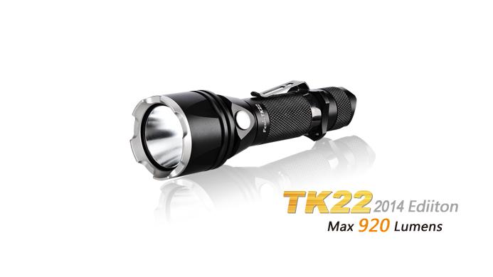 Fenix TK22 2014 Edition Led ficklampa