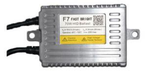 70w Speedstarter slim ballast