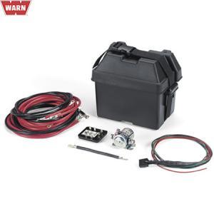 Warn Dubbelbatteri Kontroll Kit