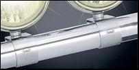 Klamma för 51 mm rör