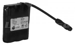 LEDX Extrabatteri