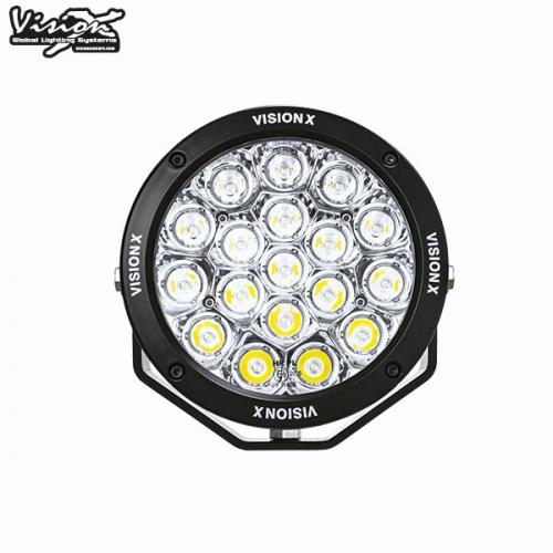 "VISION X LIGHT CANNON 6.7"" CG2 126W MULTI LED EXTRALJUS"