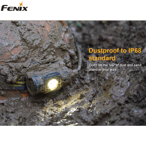 Fenix HP 12 Led pannlampa