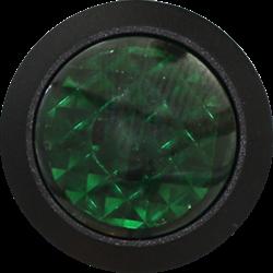 Kontrollampa Grön