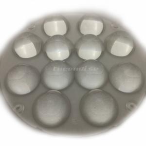 Optik 60w Led extraljus