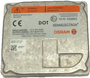 Osram Xenaelectron Original Ballast