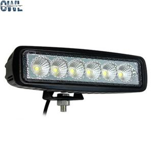 18w Led arbetsbelysning OWL Light
