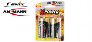 Ansmann X-Power Alkaline D