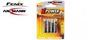 AAA Ansmann X-power Alkaline