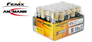 AA Ansmann X-Power Alkaline