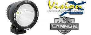 Vision X Light Cannon 25w Led extraljus