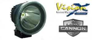 Light cannon 25w stenskottsskydd / ljusbild