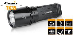 Fenix TK35 Led ficklampa