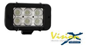 "Vision X Xmitter Prime 5"" 30w Led ljusramp"