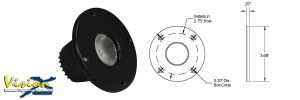 Vision X Solo pod flush mount adapter