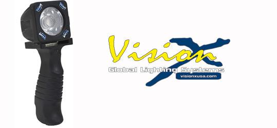 Vision X handtag Solo pod