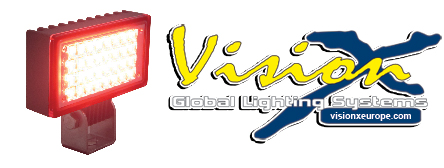 Vision X Utility 32 square 120°