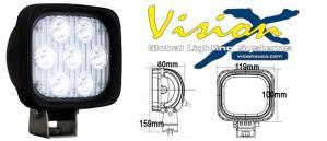 Vision X Utility UMX 4000 Fyrkantig 35w Led arbetsbelysning