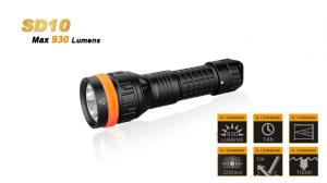 Fenix SD10 Led dyklampa
