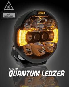 """SEEKER Quantum 9"""" LedZer"""