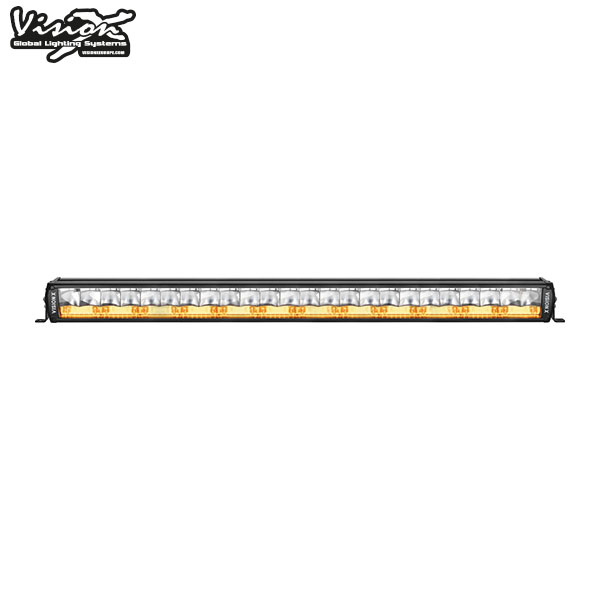 "40"" Vision X Shocker Dual Action Led Extraljusramp 250W/300W  Vit/Gul"