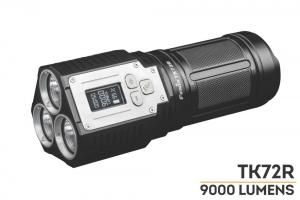 Fenix TK72R Led Ficklampa