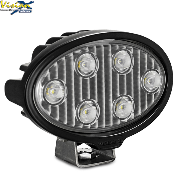 Vision X VL Series Oval 6-led 30W