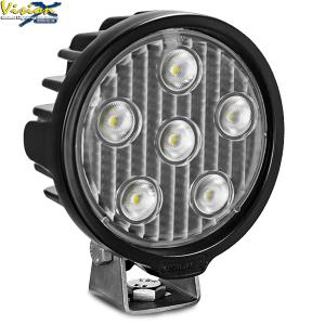 Vision X VL Series Rund 6-Led 30W