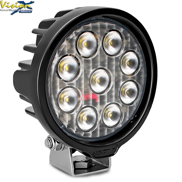 Vision X VL Series Rund 9-Led 45W