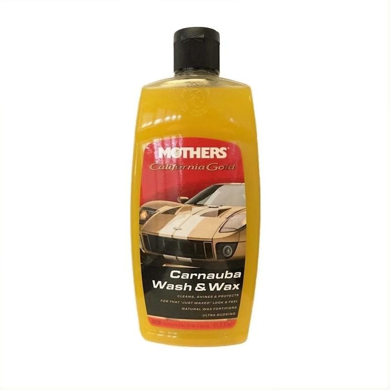 Mothers Wash & Wax Shampoo