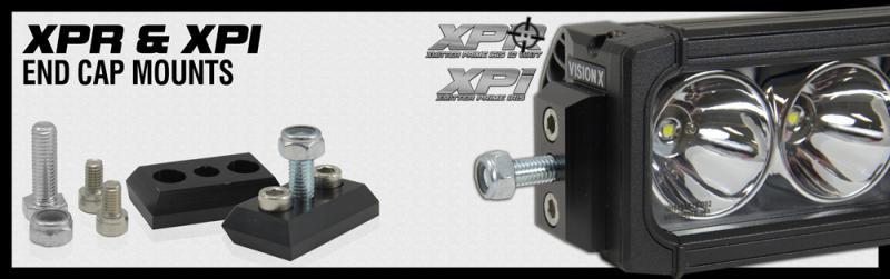 Vision X End Cap Mount Bolts XPI/XPR