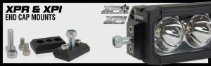 Vision X End Cap Mount Bolts XPI/XPR