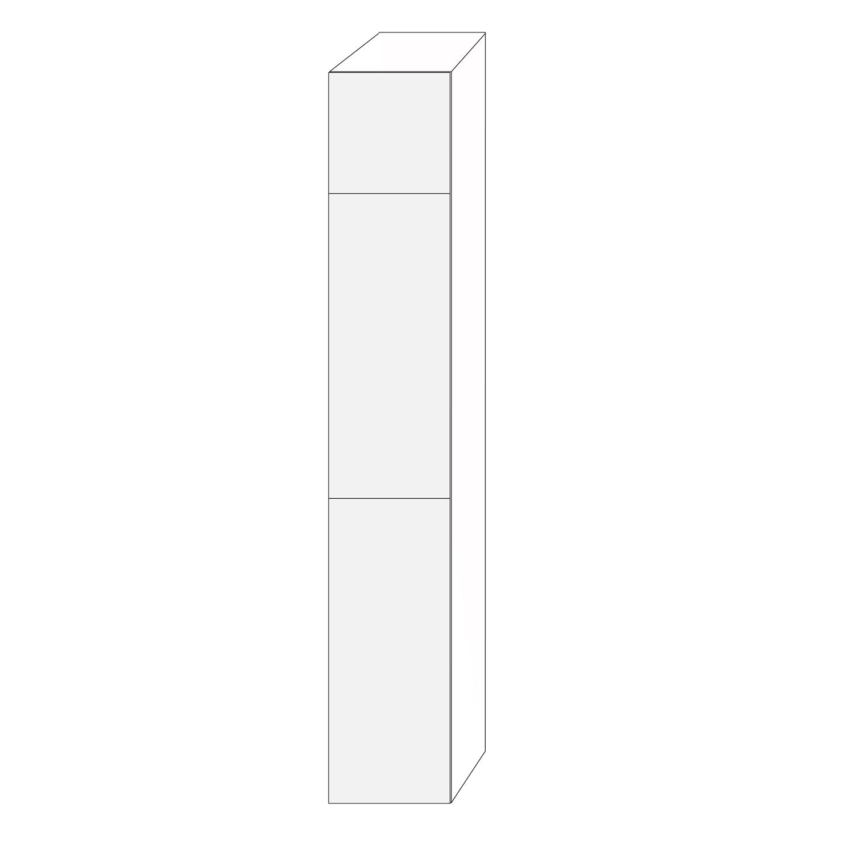 Fanér 40x240 - 3 luckor vänsterhängda 40/100/100